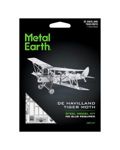 Metal Earth: RAF De Havilland Tiger Moth DH82 - MMS066 Metal Earth 570066