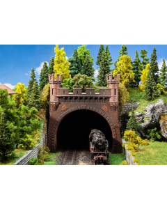 H0 Tunnelportaal Kyllburg Faller 191737