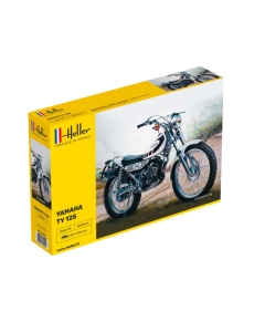 1/8 Yamaha TY 125 Heller 80902
