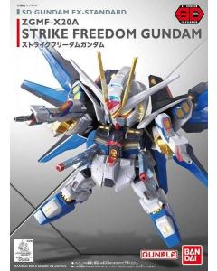 SD Ex-Std : ZGMF-X20A Strike Freedom Gundam BANDAI 04934