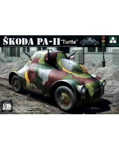 "1/35  Skoda  PA-II  ""Turtel"" (TAK2024)"