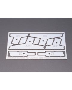 1/35 Zimmerit coating applicator (TAM35187)