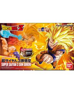 Figure Rise Standard, Dragon Ball Z : Super Saiyan 3 Son Gokou BANDAI 09446
