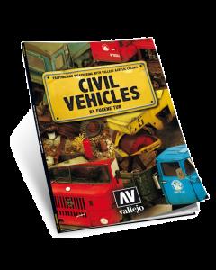 Boek: Civil Vehicles (VAL75012)