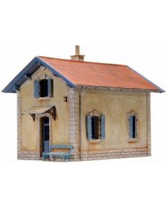 H0 Baanwachtershuisje P.L.M. (bouwpakket) Artitec 10181