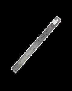 Roestvrij stalen liniaal, 150mm (flexibel) (MCRPRU1006)