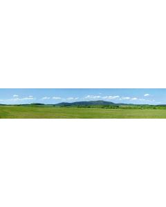 Modelachtergrond Zomer in het middelgebergte, 270 x 50cm Faller 180505