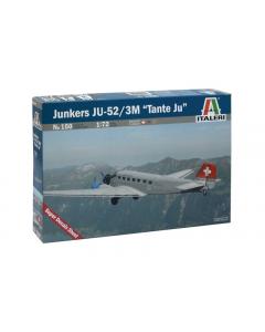 """1/72 Junkers Ju-52/3M """"Tante Ju"""" / """"Iron Anne"""" (ITA0150)"""