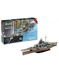 "1/350 German Tirpitz ""Platinum Edition"" (REV05160)"