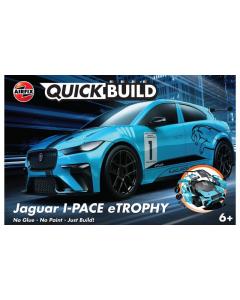QUICKBUILD Jaguar I-Pace Etrophy Airfix 6033