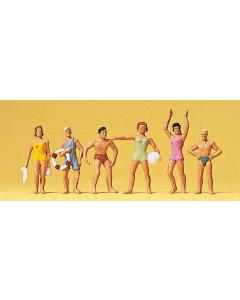 H0 Mensen in zwemkleding (PRE10070)