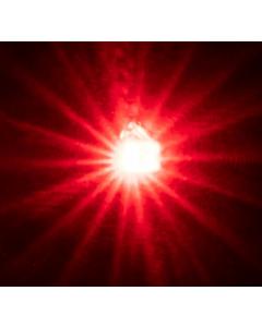 LED-Lampjes zelf-knipperend rood, 5 stuks (FAL163740)