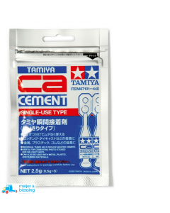 CA Cement (Single-Use Type), 5 stuks (TAM87101)