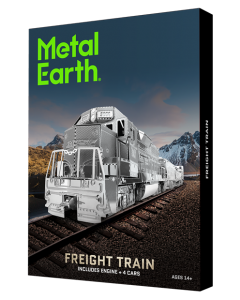 Metal Earth: Gift Set Freight Train - MMG104 (MEA570104)