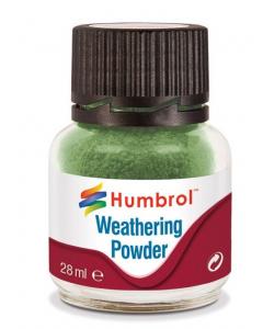 Nr.5 - Chroom Oxide Groen Weathering Poeder Humbrol 0005