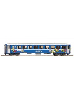 """H0m RhB B 2315 """"Arosa-Express"""" Leichtmetallwagen - Bemo 3253 145 Bemo 3253145"""