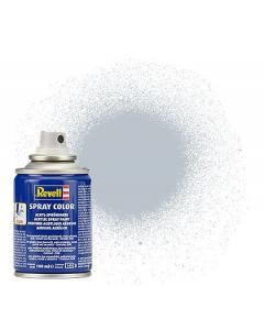 Nr.99 - Spuitbus Aluminium, metallic (REV34199)
