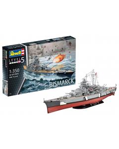 1/350 Bismarck (REV05040)