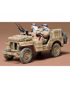 1/35 British Special Air Service (SAS) Jeep (TAM35033)