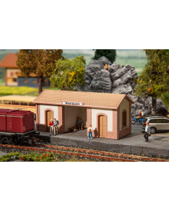 H0 Station Steinbach Faller 110086