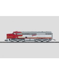 "H0 USA Diesellocmotief PA-1 ""Santa Fe Warbonn"" (MAR49611)"