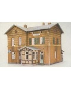 H0 Station Drubeck (bouwpakket) Artitec 10155