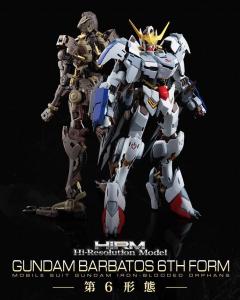 1/100 HRM Barbatos 6th form ASW-G-08 Gundam BANDAI 09444