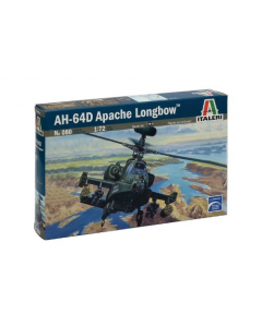 """1/72 AH-64D Apache """"Longbow"""" (NL-Decals) (ITA0080)"""