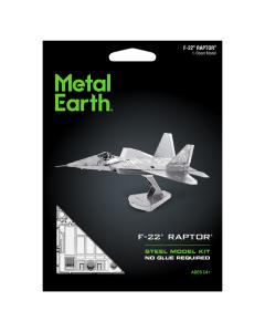 Metal Earth: F-22 Raptor - MMS050 Metal Earth 570050