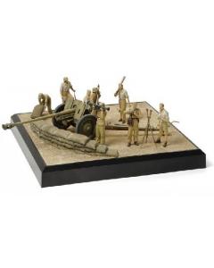 1/35 Diorama-Set PaK 36(r) Noord Afrika Tamiya 32408