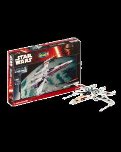 1/112 X-wing Fighter, Star Wars (REV03601)