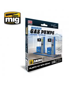 1/35 Modern Gas Pumps MIG 8501