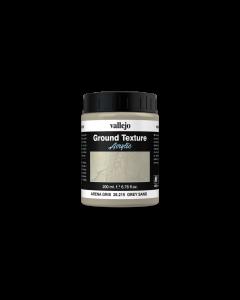 Sandy Paste, Ground Texture 200ml - Vallejo 26215 (VAL26215)