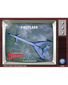 1/350 Thunderbirds: Fireflash Adventures in Plastic 10006