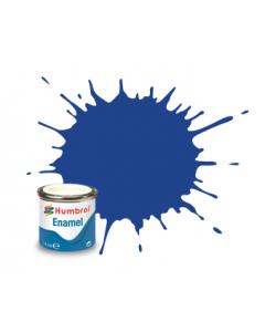 Nr.25 - Blauw, Mat 14ml Humbrol 0271