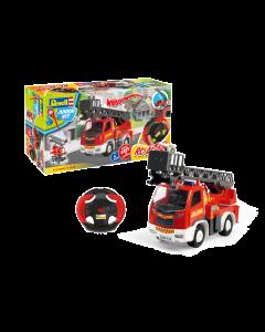 1/20 Junior Kit - RC Brandweer Ladderwagen (REV00974)