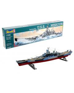 1/535  USS  Missouri (REV05092)
