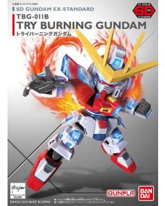 SD Ex-Std : TBG-011B Try Burning Gundam (BAN09066)