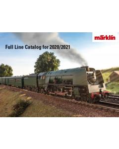 Märklin Catalog 2020/2021 Engels (MAR15712)