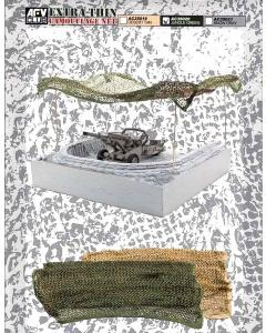 1/35 Camouflage Net - Jungle Green AFV-Club 35020