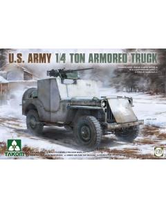 1/35 U.S. Army 1/4 Ton Armored Truck (TAK2131)