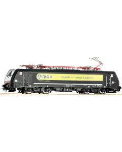 H0 E-Lok BR E189 MRCE ACTS (ROC62428)