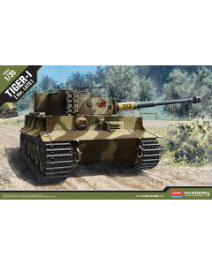 "1/35 German Tiger I  ""Late Version"" (ACA13314)"