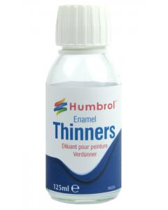Enamel Thinner 125ml Humbrol 7430