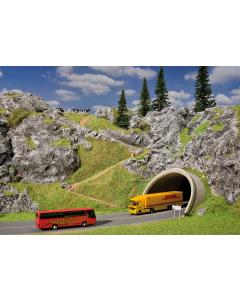 H0 ICE-/Straten Tunnelportaal Faller 120562