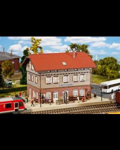 H0 Station Warthausen (FAL110123)
