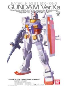 1/100 MG RX-78-2 Gundam Ver.Ka (BAN14215)