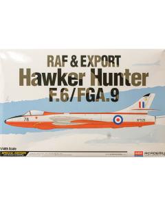1/48 RAF & Export Hawker Hunter F.6/FGA.9 (ACA12312)