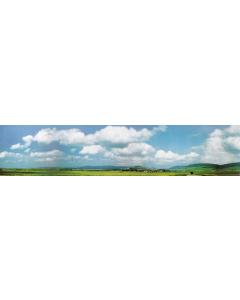 Achtergrond-verlenging Schwarzwald-Baar, 388 x 65cm (FAL180511)