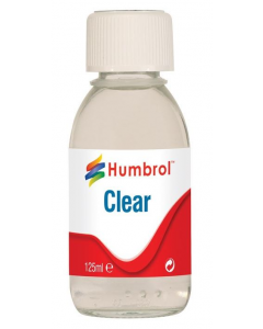 Humbrol Clear Gloss 125ml Humbrol 7431